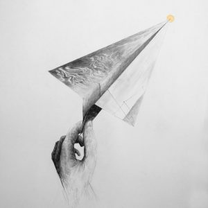 TAKE SHELTER / dessin 100/70cm